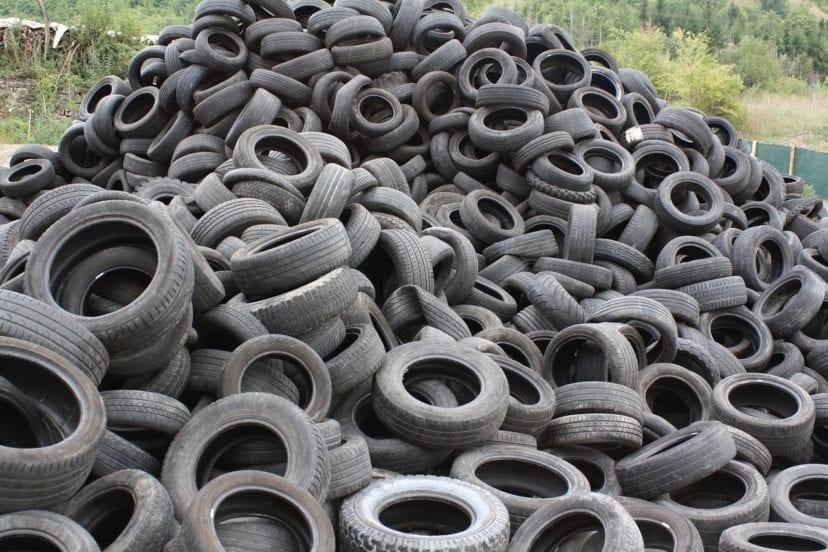 Free Tire Disposal at Citrus Central Landfill July 26-27