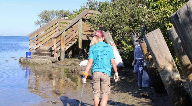 Pasco County Shows Community Pride with Cleanup