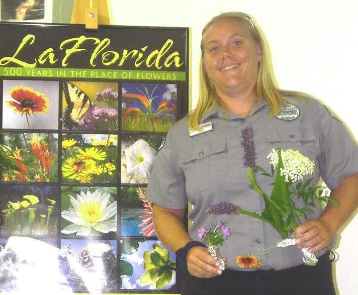 Jodi Lanier will be doing a wildflower and wetlands presentation.