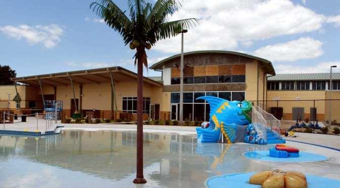 Groundbreaking Ceremony 5/31 for NPR Recreation & Aquatic Center Renovations