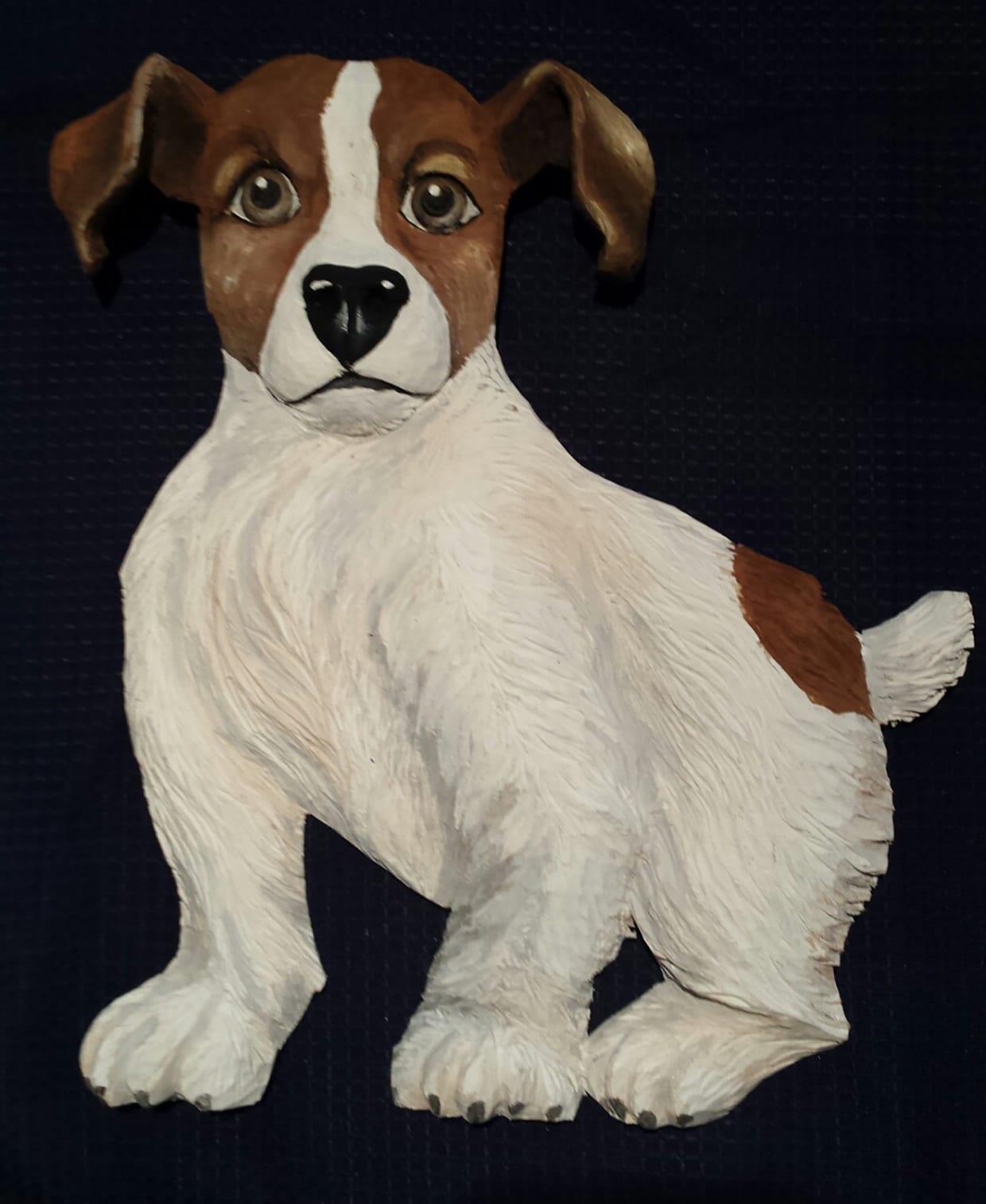 snippet dog