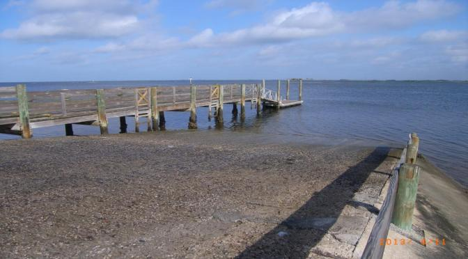 Fort Island Beach Boat Ramp is Open