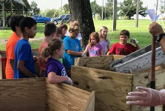 Outdoor adventure campers join quest to build artificial Reefs