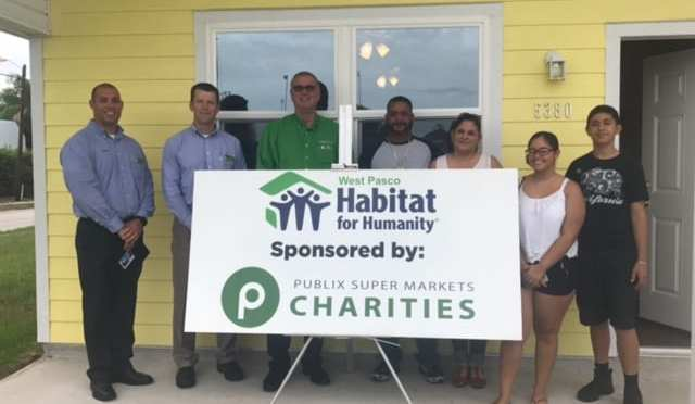 Ortiz Family Moves Into Home Built By West Pasco Habitat for Humanity
