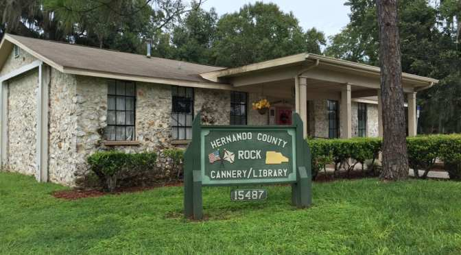 Hernando County Cannery temporarily closed for maintenance