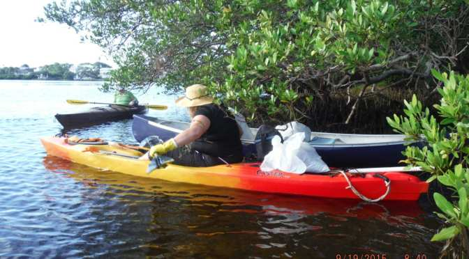 Take part in Pasco County's Coastal Cleanup Sept. 16!