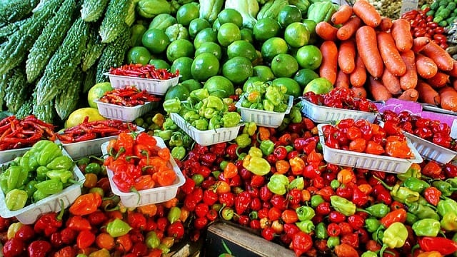 San Antonio Farmers Market Oct. 14