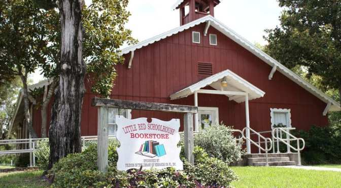 20th Anniversary Book Sale at the Little Red Schoolhouse Bookstore