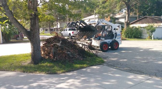 Pasco County Completes Irma Debris Collection