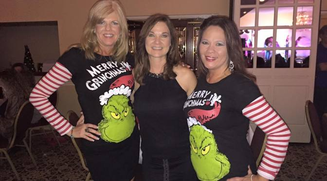 "7th Annual ""How the Grinch Saved Christmas"" Dec. 8"