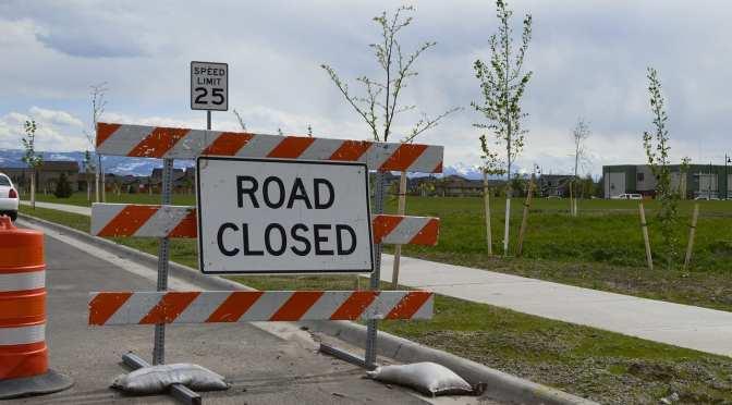 US 19 Lane Closures Nov. 19-21 in Homosassa