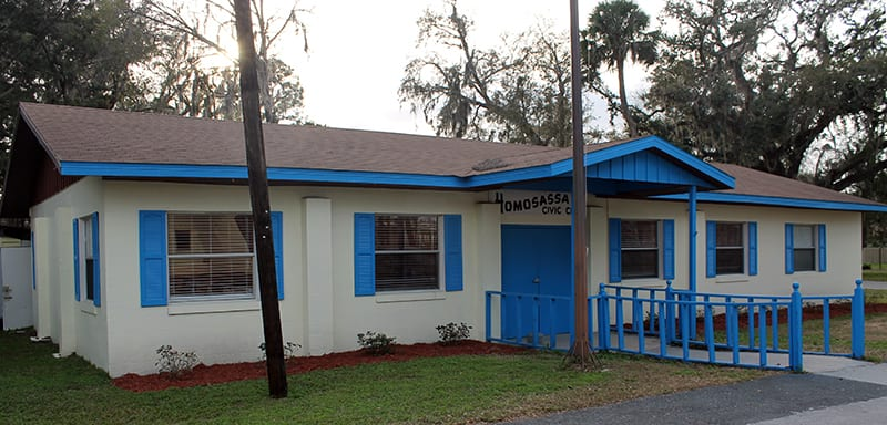 homosassa civic club