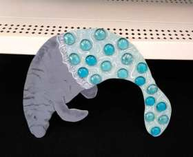 Manatee crafts too.