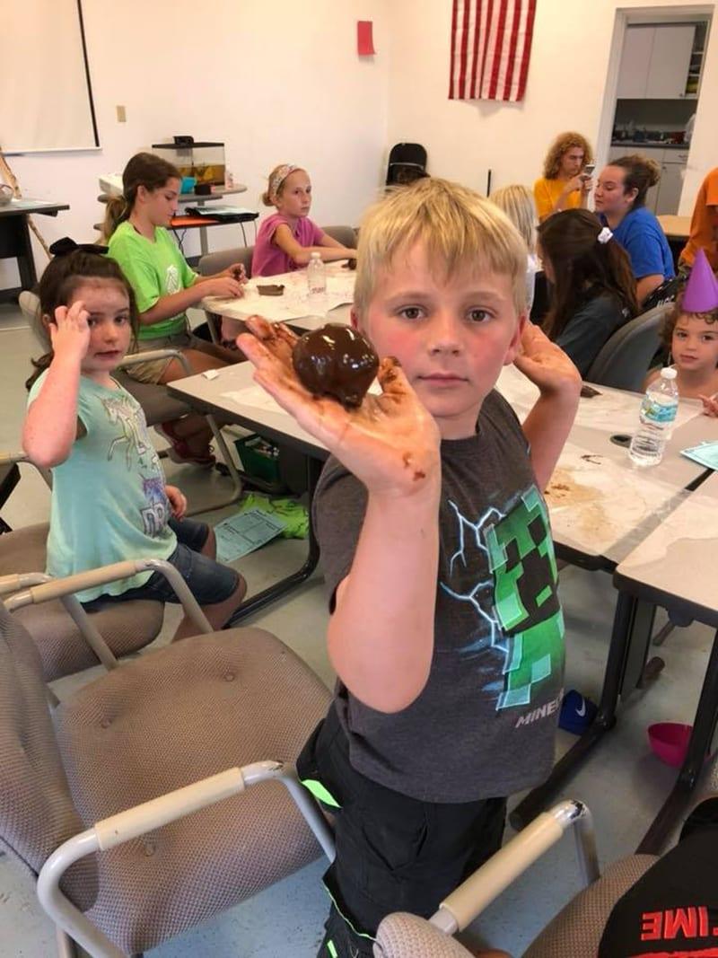 Old Homosassa Learning Center Summer Camp 2018 Update