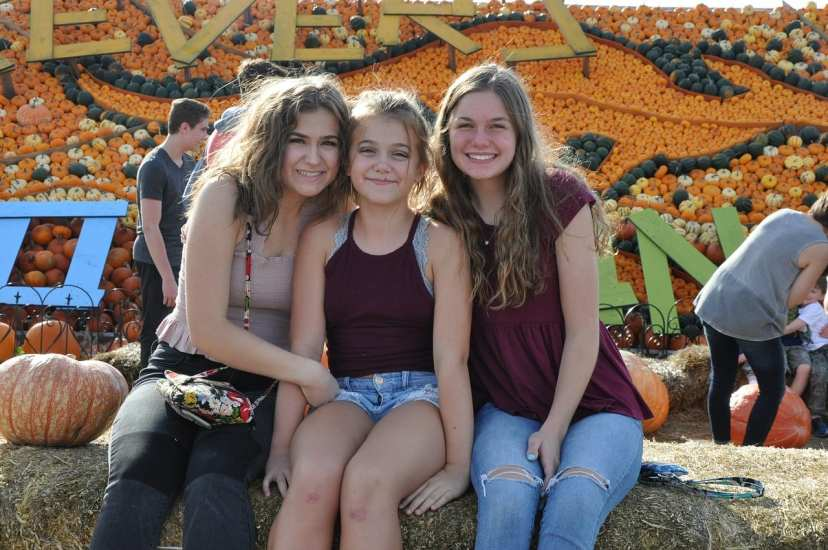corn maze family fun