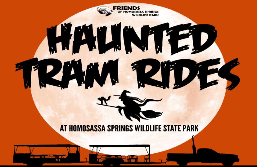 2019 Haunted Tram rides