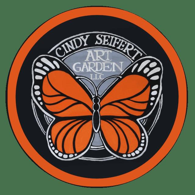cindy seilfert art garden logo