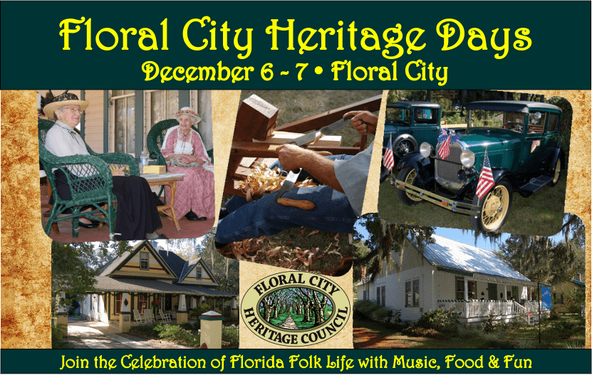 floral city heritage days