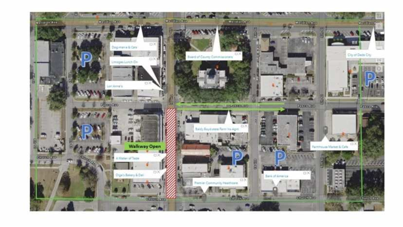 dade city stormwater project