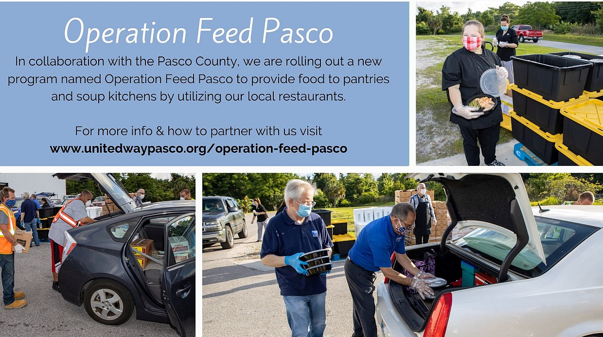 operation feed pasco images