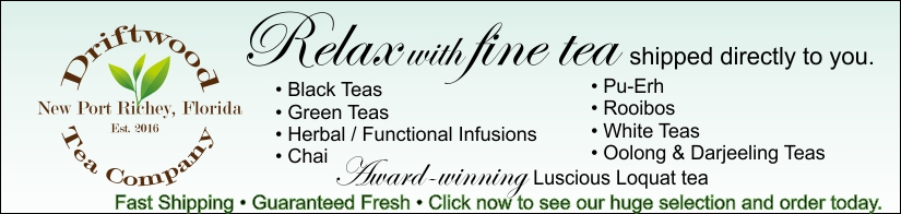 Driftwood Tea Company