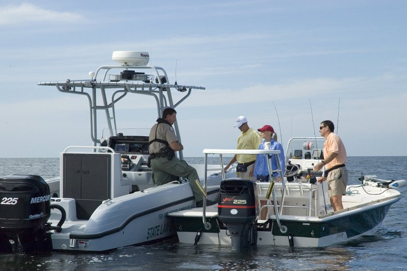 FWC boat check