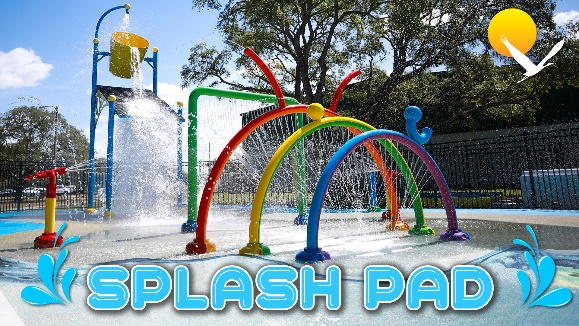 Kick off summer with a splash! Pasco County Parks, Recreation and Natural Resources (PRNR) is excited to announce the opening of Pasco's first Water Cycle Splash Pad