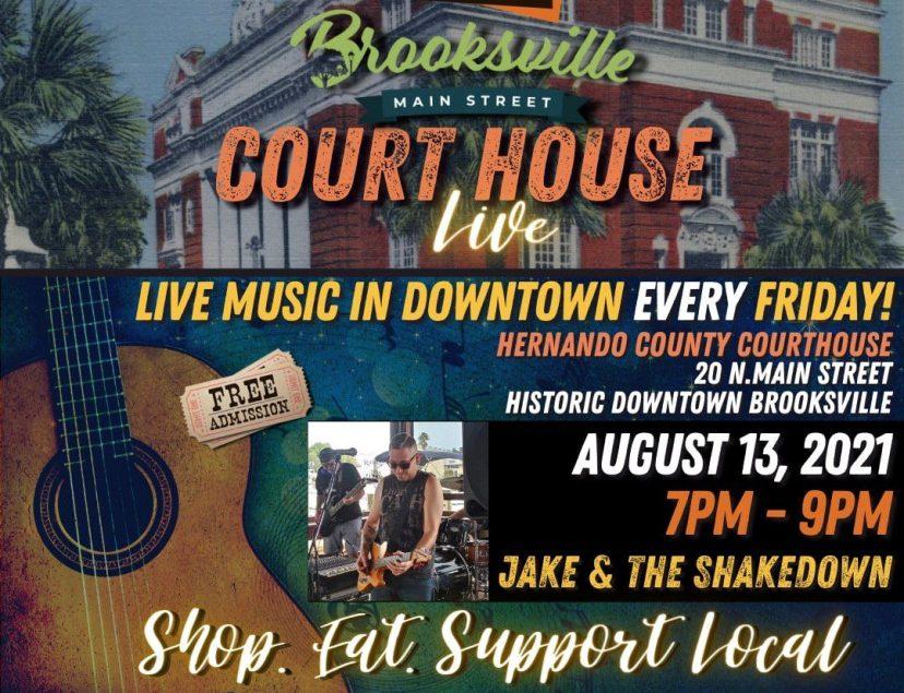 courthouse live brooksville