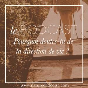 Lors de tes choix de vie quelle direction prendre ? Pourquoi tant de doutes à propos de ton chemin de vie ? Je t'en parle dans ce podcast.