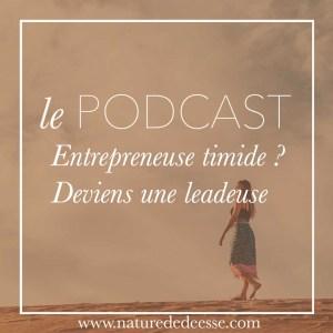 Entrepreneur introvertie ? Pourquoi dépasser tes peurs de te mettre en avant, et comment faire appel à ton leadership.