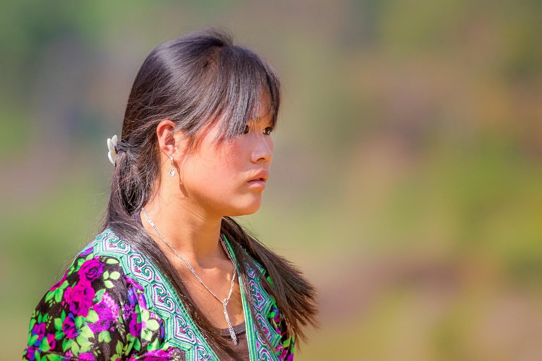 Nord Vietnam Ethnie Hmong