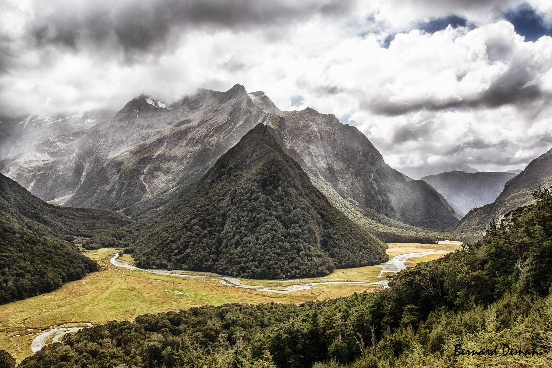 Nouvelle Zélande-Région Queenstown