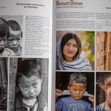 """La Revue France Photographie vient de publier 4 de mes photos dans son numéro spécial """"Emotions"""""""
