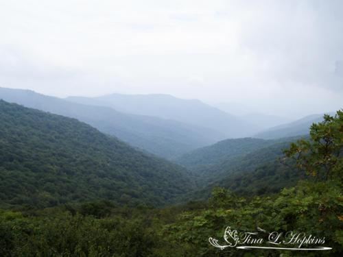 Mount Mitchell, NC