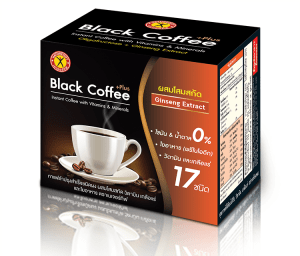 Black Coffee Ginseng Extract
