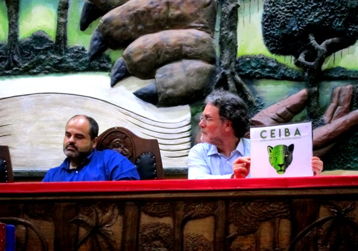 Presentación de CEIBA_ Cobija