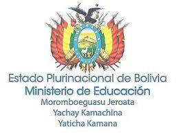 Ministerio de Educación, Gobierno de Bolivia