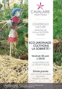 Conférence eco-jardinage