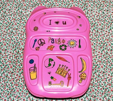 Pink Goodbyn Lunchbox