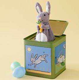 bunny in the box