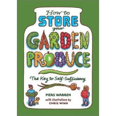 Store Your Garden Produce - The Key to Self Sufficiency