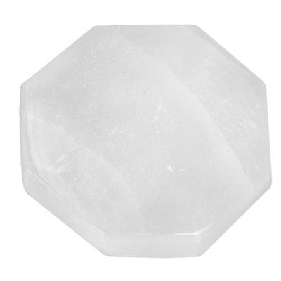 SCP3 - Hexagon Selenite Crystal Charging Plate