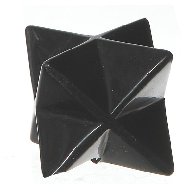 MKBO - Black Obsidian Merkhaba