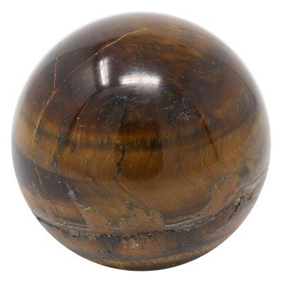 TES04 - Tiger Eye Spheres