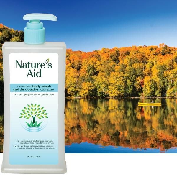 True Natural Body Wash - Quebec Lake