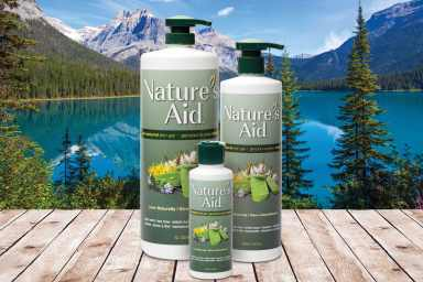 natural skin gel