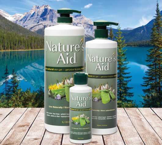 Natural, Multi-Purpose Skin Gel