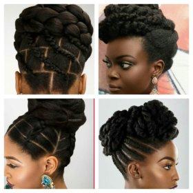 Best natural hair braids hairstyles