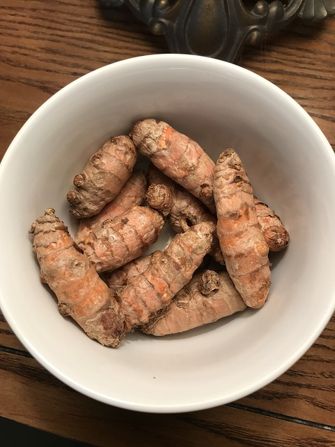 turmeric in hindi