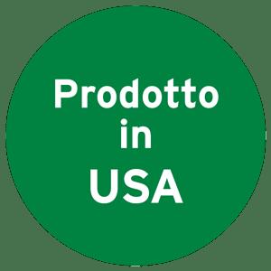Prodotto in USA